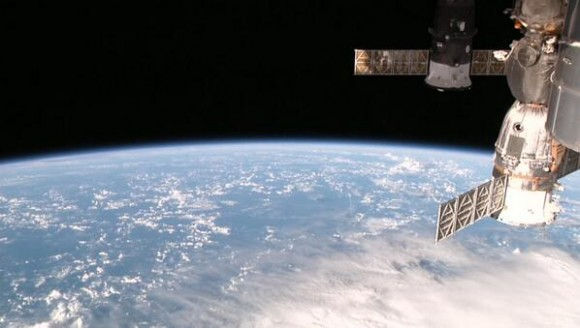 ISS HDEV Stream Screenshot